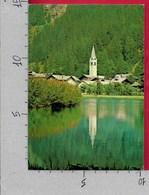 CARTOLINA VG ITALIA - GRESSONEY ST. JEAN (AO) - Scorcio Panoramico Ed Il Laghetto - 10 X 15 - ANN. 1988 - Italia