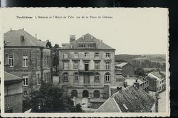 L'Athénée Et L'Hôtel De Ville - Neufchâteau