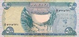 Iraq 500 Dinars, P-92 (2004) - UNC - Iraq