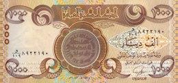 Iraq 1.000 Dinars, P-99a (2013) - UNC - Irak
