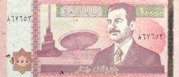 Iraq 10.000 Dinars, P-89 (2002) - UNC - Iraq