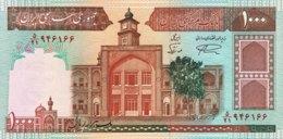 Iran 1.000 Rials, P-138j  - UNC - Signature 28 - Iran