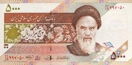 Iran 5.000 Rials, P-150  - UNC - Signature 36 - Iran