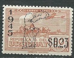 Uruguay  - Aérien - Yvert N° 112  ** Abc 28304 - Uruguay