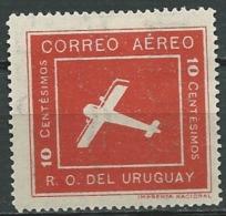 Uruguay  -  Aérien   -  Yvert N° 5 *     Abc 28314 - Uruguay