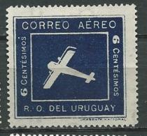 Uruguay  -  Aérien   -  Yvert N° 4  ( * )    Abc 28315 - Uruguay