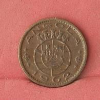 ANGOLA 20 CENTAVOS 1962 -    KM# 78 - (Nº10847) - Angola