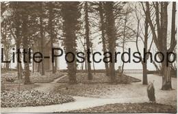 Foto AK Rethel Schlosspark Feldpostkarte Ca. 1915 Chateau - Guerre 1914-18
