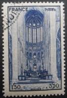 France N°666 CATHEDRALE De BEAUVAIS Oblitéré - Eglises Et Cathédrales