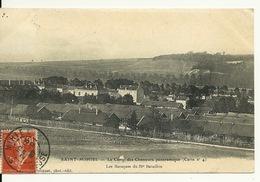 55 - SAINT MIHIEL / LE CAMP DES CHASSEURS - LES BARAQUES Du 29è BATAILLON - Saint Mihiel