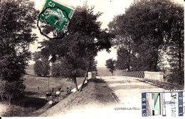 77 . Seine Et Marne .  Combs La Ville . Le Pont Du Diable . - Combs La Ville