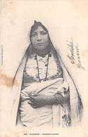 Afrique-Algérie-Scènes Et Types COSTUME ORANAIS (Oran Femme) Voir ETAT  (Collection Idéale P-S  N° 240) *PRIX FIXE - Oran