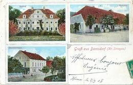 GRUSS AUS DAMSDORF Litho - Allemagne