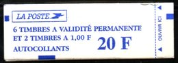 France Carnet Composition Variable N°1508   Neuf  XX MNH  Cote 22,00  €uro - Carnets