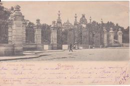 CPA -  BORDEAUX - L'entrée Du Parc Bordelais - Bordeaux
