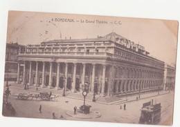 CPA -  6.  BORDEAUX - Le Grand Théâtre - Bordeaux