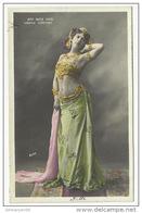 **MATA  HARI     **-- Danse Indienne -- - Femmes Célèbres