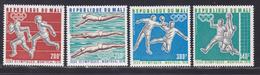 MALI AERIENS N°  276 à 279 ** MNH Neufs Sans Charnière, TB (D7943) Jeux Olympiques De Montréal - 1976 - Mali (1959-...)