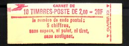 France Carnet Usage Courant N° 2274 C2   Neuf  XX MNH  Cote 17,00  €uro - Carnets