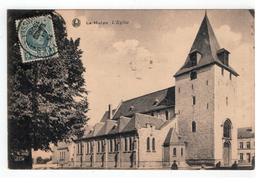 La Hulpe  L'Eglise 1926 - La Hulpe