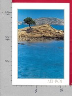 CARTOLINA VG GRECIA - LIPSI LISSO - Panorama - 12 X 17 - ANN. 1999 - Greece