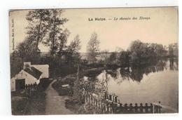 La Hulpe  -  Le Chemin Des Etangs.E.Nels,Bruxelles Ser.11 N° 145 - La Hulpe