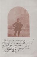 CARTE PHOTO MARTIGNY 26 VII 1914 - VS Valais