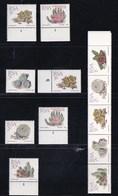 Afrique Du Sud - RSA - 1988 - Série FLORE 17 Timbres Timbres Neufs ** - MNH - Fleurs, Plantes - Afrique Du Sud (1961-...)