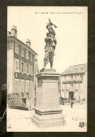 CP-MENDE - Monument Du Souvenir Français - Place D'Angiran - Mende