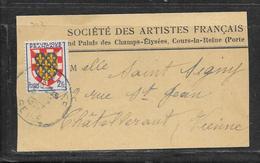 LOT 1812129 - N° 902 SUR DEVANT DE LETTRE DU 05/05/57 POUR CHATELLERAULT - 1921-1960: Modern Period