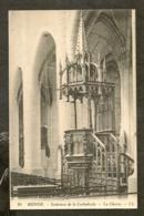 CP-MENDE - Intérieur De La Cathédrale - La Chaire - Mende