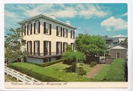 Ordeman-Shaw Complex, Montgomery, Alabama, 1987 Used Postcard [22585] - Montgomery