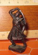 SAMURAI SCAME 4 KINDER METAL - Figurine In Metallo
