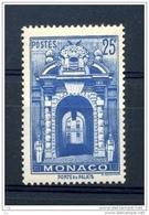 Monaco  :  Yv  313A * - Monaco