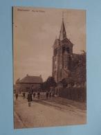 NEERHAEREN Rue De L'Eglise ( REPRO - COPY Van Postkaart Of Foto / Details Zie Foto ) ! - Lanaken