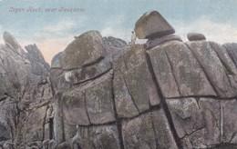 Postcard Logan Rock Near Penzance Cornwall My Ref  B12703 - England