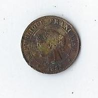France Cérès 1 Centime 1878 - A. 1 Céntimo