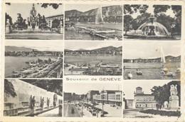 SWITZERLAND. POSTCARD. GENEVE. - GE Genève