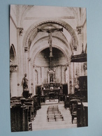 NEERHAEREN Kerk Binnenzicht ( REPRO - COPY Van Postkaart Of Foto / Details Zie Foto ) ! - Lanaken
