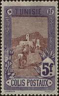 Tunisia Scott #Q10, 1906, Hinged - Tunisie (1888-1955)
