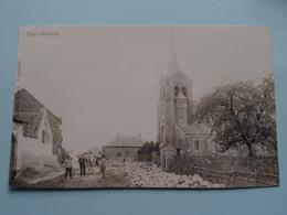 NEERHAEREN Kerkstraat Aanleg Verharding ( REPRO - COPY Van Postkaart Of Foto / Details Zie Foto ) ! - Lanaken