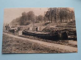 NEERHAREN Oude Draaibrug ( REPRO - COPY Van Postkaart Of Foto / Details Zie Foto ) ! - Lanaken