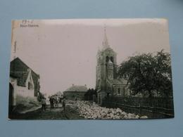 NEER-HAEREN Aanleg Kerkstraat 1920-25 ( REPRO - COPY Van Postkaart Of Foto / Details Zie Foto ) ! - Lanaken