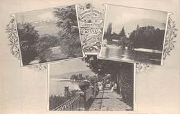 CPA  Suisse, VEVEY, Pensionnat Baridon, Villa Thamina,  La Tour De Peilz - VD Vaud