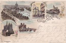 Gruss Aus Limburg 1898 - Limburg