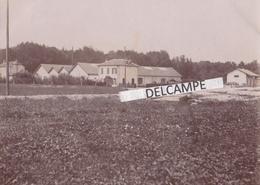 JURA  REVIGNY  1890/1900 - Photo Originale Du Dépôt Des Tramways Revigny Lons Le Saulnier - Lieux