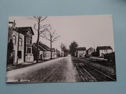 NEERHAREN Steenweg ( REPRO - COPY Van Postkaart Of Foto / Details Zie Foto ) ! - Lanaken