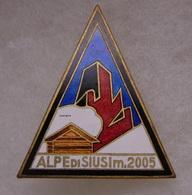 RARA SPILLA Cm. 4,1 ALPE DI SIUSI M. 2005 - Militari