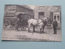 Brasserie De Petersheim LANAEKEN / Bierwagen Vranken ( REPRO - COPY Van Postkaart Of Foto / Details Zie Foto ) 2 Stuks ! - Lanaken