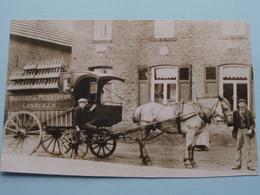 Brasserie De Petersheim LANAEKEN / Brouwerswagen ( REPRO - COPY Van Postkaart Of Foto / Details Zie Foto ) ! - Lanaken